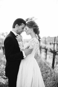 Our Wedding Day - The A List - A Blog By Alyssa Campanella