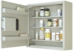 Great Locked Medicine Cabinet | Locking Medicine Cabinets