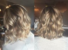 Cut & color by Alexandria