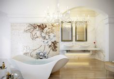 BRABBU introduces you the most luxury bathrooms inspirations