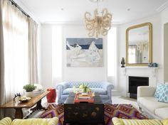 Дизайн интерьера резиденции Paddington Terrace House в Австралии