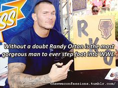 Randy Knock Out :)