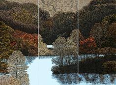 """愛懇雲端藝廊 Iconada Cloud Gallery @ Iconada Mobile Television """" 北婆沙巴中國渝西畫派精英展"""" YuXi Art Exhibition, Kota Kinabalu, Sabah. via http://iconada.tv"""
