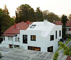 A A Casa - Arquitetura Moderna e Geométrica