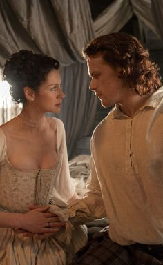 "BRILLIANT // 172 Thoughts I Had Watching ""Outlander"" Season 1, Part 1"