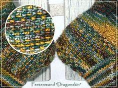 p/verstarkte-fersenwand-draganskinn-free - The world's most private search engine Knitting Socks, Hand Knitting, Knitting Patterns, Knitted Blankets, Knitted Hats, Diy Crochet, Crochet Top, Patterned Socks, Moda Emo