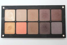 I'm literally dying to buy an Inglot Eyeshadow Palette.