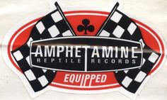 I checked out AmRep Equipped Amphetamine Reptile Records Sticker  on Lish, $5.99 USD
