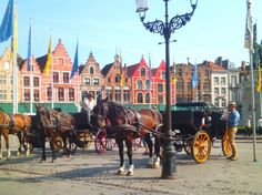 Bruges, Centro cittadino