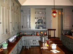 beautiful colonial keeping rooms - Google Search - 10-cartersgrove www.weasner.com576 × 432Search by image Carter's Grove Plantation -- main house interior -- kitchen