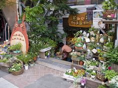 Studio Ghibli Store in Kamakura, Japan I WILL GO HERE (and.... spend a lot of the cashmoney) worth it HELL YEAH