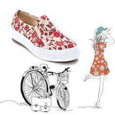 Pazartesiye rahat adimlar #happymonday #ayakkabi #shoes #modsimo #sneaker #tarz  59.90TL http://www.modsimo.com/phgp~u~bej-kirmizi-kilim-keten-ayakkabi-babet-spor