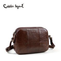 cd4050f306 Cobbler Legend Brand Designer 2018 New Women Casual Shoulder Bag Female  Messenger Bags For Ladies Crossbody