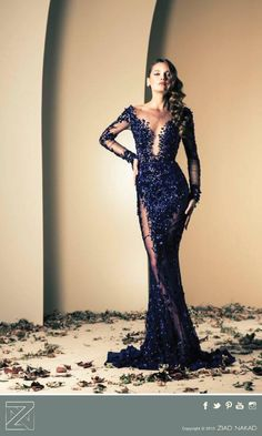 Ziad Nakad Haute Couture Fall/Winter 2013-2014