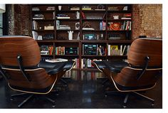 McIntosh has been in the audio game since You read that It would be fair to say they have forgotten more about running an audio manu Home Library Design, Home Office Design, Eames, Game Room Chairs, Luxury Office Chairs, Sound Room, Upholstery Fabric For Chairs, Audio Room, Basement Apartment