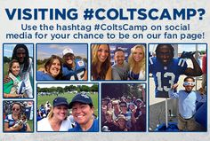#ColtsCamp