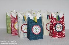 Stampin Up Verpackung Give Away Goodie Box Gift Box 007