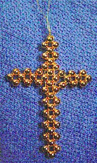 Witnessing with Chrismons: Latin Cross