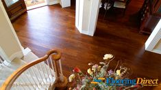 Hardwood Flooring Install By Flooring Direct in Garland Texas Residence | Flooring Direct Texas