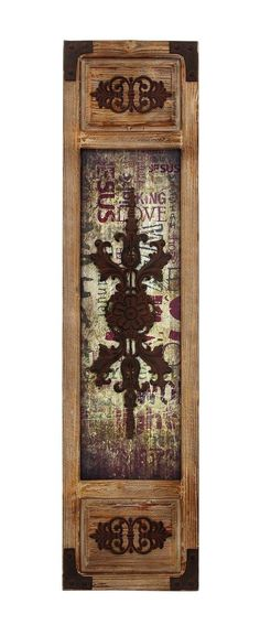 "Christian 47"" Large Rustic Wall Art Hanging Plaque Jesus Love Home Decor"