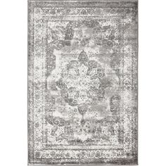 This Turkish Ford rug is made of polypropylene. This rug is easy-to-clean, stain resistant, and does not shed.