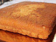 Ricetta semplice e veloce per preparare la sponge cake. Come fare la base di una torta rivestita con pasta di zucchero, che si mantiene alta tipo pan di spagna
