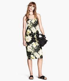 Jersey dress | Product Detail | H&M