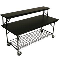 MAXX Edge® Mobile Buffet Tables