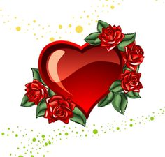 """Photo from album """"Valentine's Day / День святого Валентина"""" on Yandex. I Love Heart, Love Rose, Heart Images, Love Images, Bing Images, Gifs Ideas, Coeur Gif, Glitter Gif, Image Clipart"""