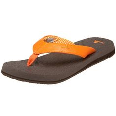 Sanuk Yoga Mat Flip Flop: 'Happy Feet!' Available in a variety of colors $18.70 - $26 #FlipFlop #Sanuk