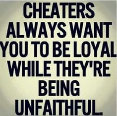 This is so true!!!! This bitch is about to start doing what hes been a doing tho if he dont straighten his lying cheating ass up... thats just nasty ... why would you ever wanna cheat on this with that! Ick...