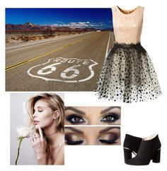 """""""66"""" by jessica-skye-1 ❤ liked on Polyvore featuring Kate Spade and Loyd/Ford"""