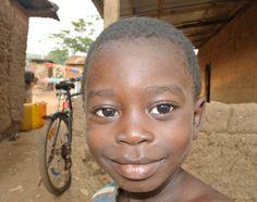 Ghana's hope  Akwatiakwaso village  (eastern region - Ghana)