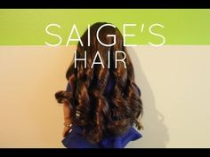 How to care for Saige's hair! - YouTube American Girl of the Year doll