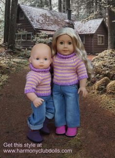 "SHOP 18"" Doll clothes and 15"" doll clothes at Harmony Club Dolls <a href=""http://www.harmonyclubdolls.com"" rel=""nofollow"" target=""_blank"">www.harmonyclubdo...</a>"
