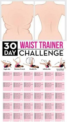 30 Day Waist Trainer Challenge to to Get it Back into Shape – CatKiwi