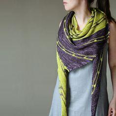 Ravelry: 5190 Miles pattern by Melanie Berg