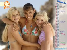 I love this show and I love them H2O