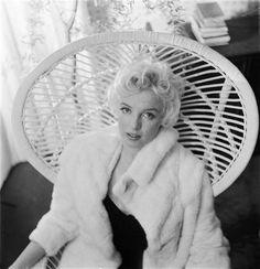 Marilyn Monroe by Cecil Beaton, 1956.
