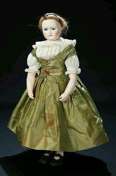 Antique French Rohmer fashion doll