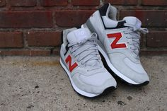New Balance 4th of July 574 - 574 are still the most comfortable sneakers ever.  #classic