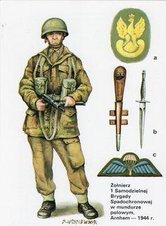 Polish Paratrooper.