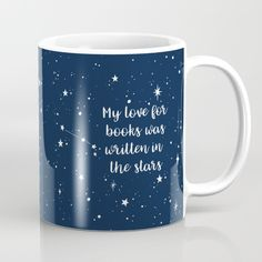 ARIES: Written in the Stars Mug by Bookwormboutique. Worldwide shipping available at Society6.com. Just one of millions of high quality products available.