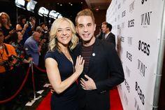 Rachel Bay Jones and Ben Platt are Tony nominees!