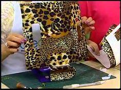 Programa Arte Brasil - 18/02/2014 - Carteira em Feltro Adesivado - Laís Mei http://www.programaartebrasil.com.br/video-aulas-detalhes.asp?id_evento=2268