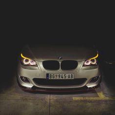 Bmw M5 E60, Bmw E24, Rolls Royce Motor Cars, Bmw Girl, E 38, Bmw Love, Bmw 5 Series, Maserati, Car Pictures