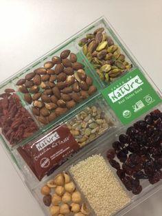 Taste of Nature organic vegan gluten-free non-GMO snack bar press kit!