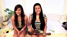 15 year old Sarah and Ashlynn
