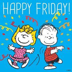 Happy Friday! Snoopy