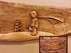 #woodcarving#art#wood my student work